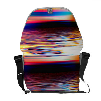 Colorful purse By resign Courier Bags