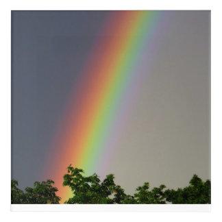 Colorful Rainbow Acrylic Print