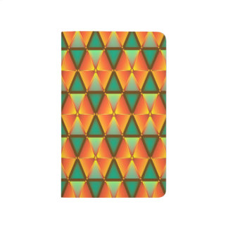Colorful Rainbow Background Journal