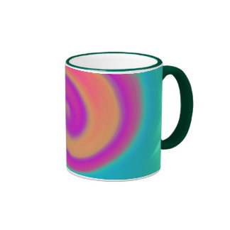Colorful Rainbow Pattern Collection -  03 Mugs