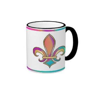Colorful Rainbow Pattern Collection -  03 Mug