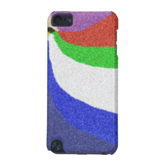 Colorful random pattern iPod touch 5G cover