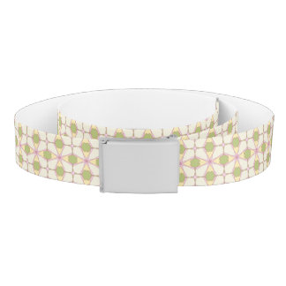 Colorful retro pattern background 3 belt