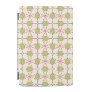 Colorful retro pattern background 3 iPad mini cover