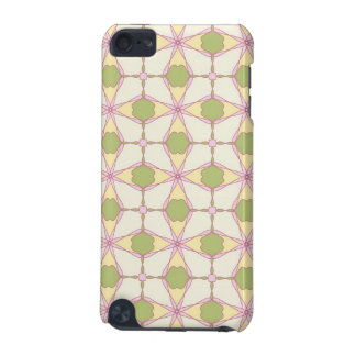 Colorful retro pattern background 3 iPod touch 5G case