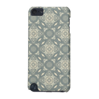 Colorful retro pattern background 5 iPod touch 5G cases