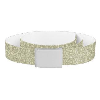 Colorful retro pattern background 6 belt