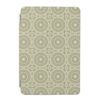 Colorful retro pattern background 6 iPad mini cover