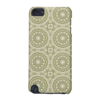 Colorful retro pattern background 6 iPod touch 5G case