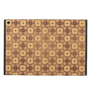 Colorful retro pattern background case for iPad air