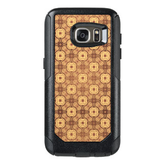 Colorful retro pattern background OtterBox samsung galaxy s7 case