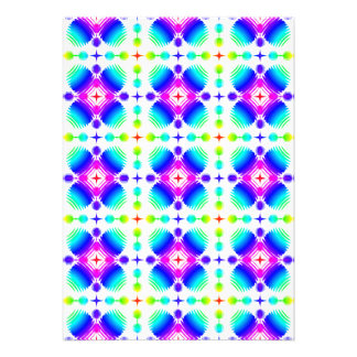 Colorful Ripples Small Transparent Announcements