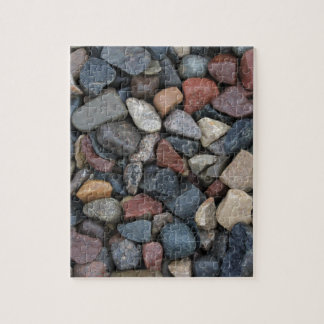 Colorful River Rock Jigsaw Puzzle