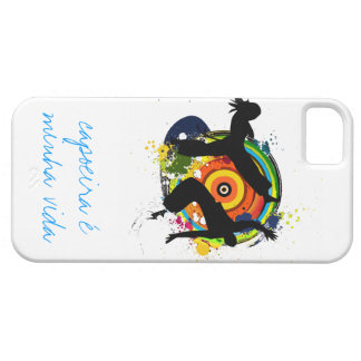 colorful roda capoeira case