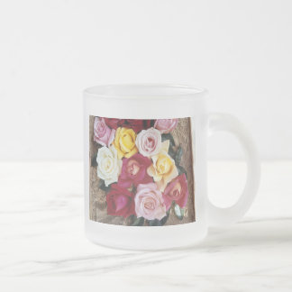 Colorful Roses Mugs