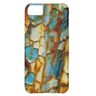 Colorful rusty old paint iPhone 5C case