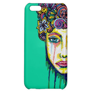 Colorful Sadness iPhone 5C Case