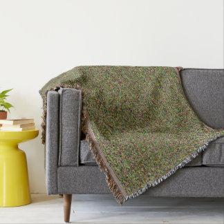 Colorful Sand Pattern Design Fun Throw Blanket
