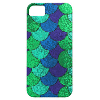 Colorful Scale Pattern iPhone 5 Case