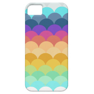 Colorful Scalloped IPhone 5 Case