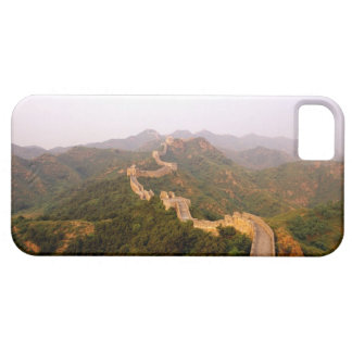 Colorful scenic at the great Wall of China in Barely There iPhone 5 Case
