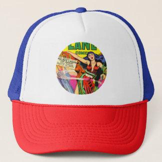 COLORFUL SCI FI COMICS Trucker Hat