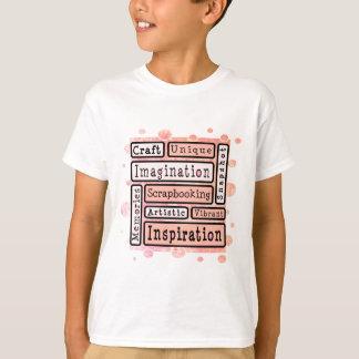 Colorful Scrapbooking Shirt