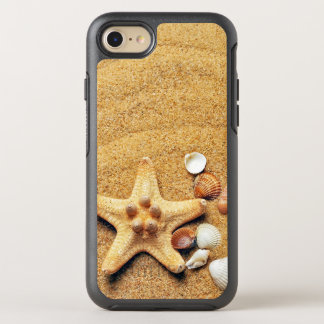 Colorful Sea Shell OtterBox Symmetry iPhone 8/7 Case