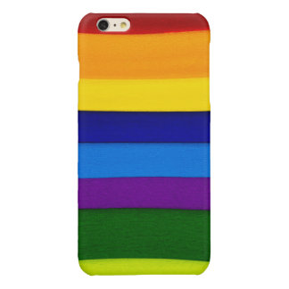 Colorful Seams iPhone 6 Plus Case