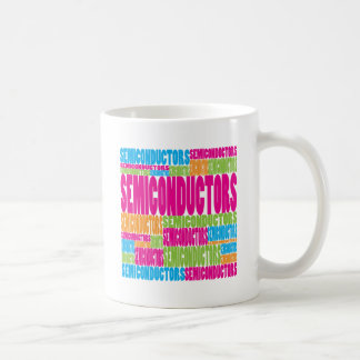 Colorful Semiconductors Basic White Mug