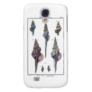 Colorful Seven Seashells Galaxy S4 Case
