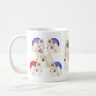 Colorful Shih Tzu Mug