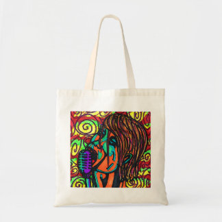 Colorful Singer Tote