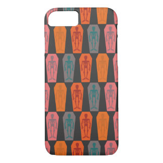 Colorful skeletons iPhone 8/7 case
