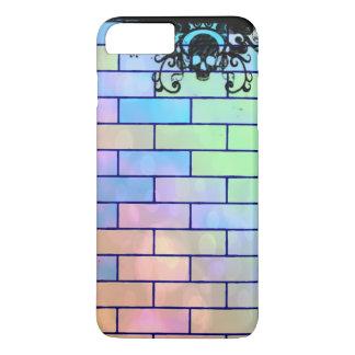 Colorful Skull Bricks iPhone 8 Plus/7 Plus Case