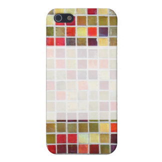 Colorful Small Tiling Background iPhone 5 Covers