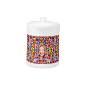 Colorful Smarties Mosaic - Sweet Girl,