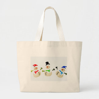 Colorful Snowman Christmas Parade Bags