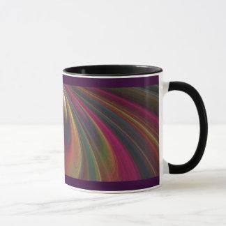 Colorful Soft Sand Waves Mug