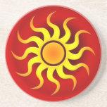 COLORFUL SOUTHWESTERN SUN