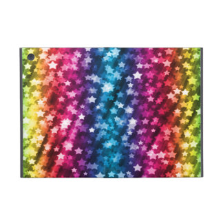 Colorful Sparkling Stars Case For iPad Mini