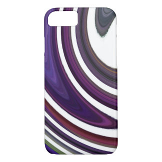 Colorful Spiral Abstract Background #10 iPhone 7 Case