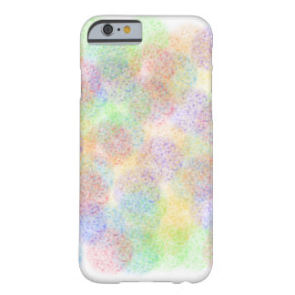 Colorful Splash iPhone marries Barely There iPhone 6 Case