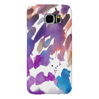 """""""Colorful spots"""" Samsung Galaxy S6 Cases"""
