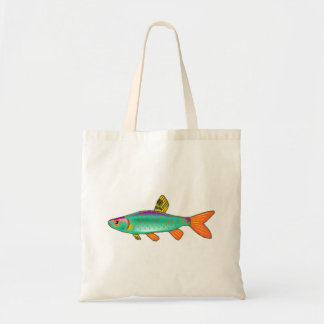 Colorful Spotted Fish Bag