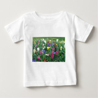 Colorful Spring Flowers T Shirt