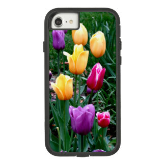 Colorful Spring Tulips Flowers iPhone Gift for Mom Case-Mate Tough Extreme iPhone 8/7 Case