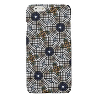 colorful square and hexagon pattern iPhone 6 plus case