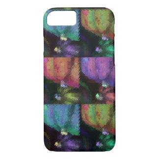 Colorful Squash Quilt iPhone 7 Case