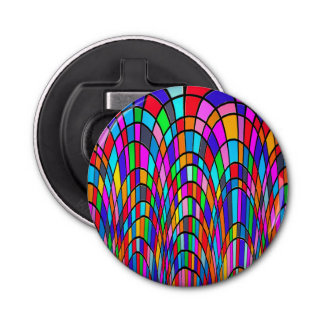 Colorful Stained Glass Art